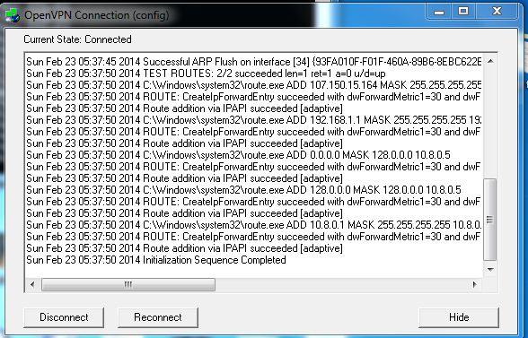 How To Install OpenVPN in UBUNTU 12 04  